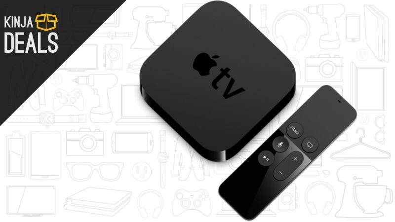 Illustration for article titled Score a Solid Discount On the New Apple TV