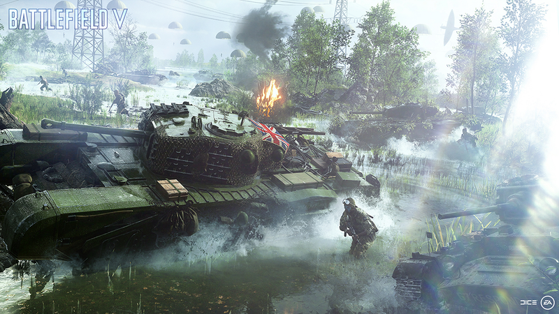 Illustration for article titled Battlefield V: How Not To Reveal A Game