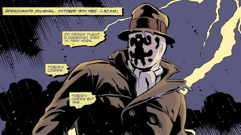 Illustration for article titled The A.V. Club kicks off Comics Week with Watchmen Back Issues