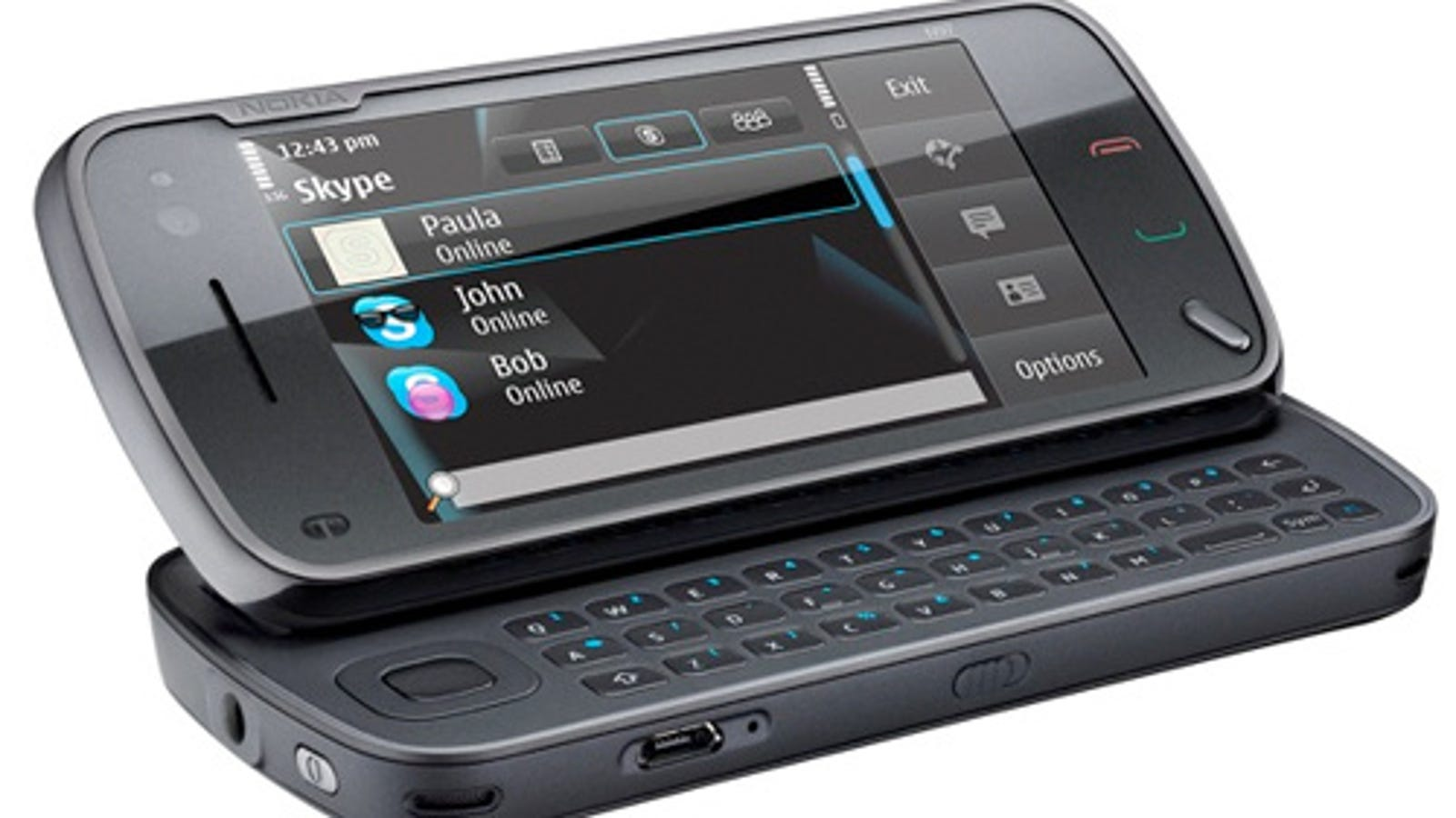 Free Skype App Now Available On Nokia Symbian Phones