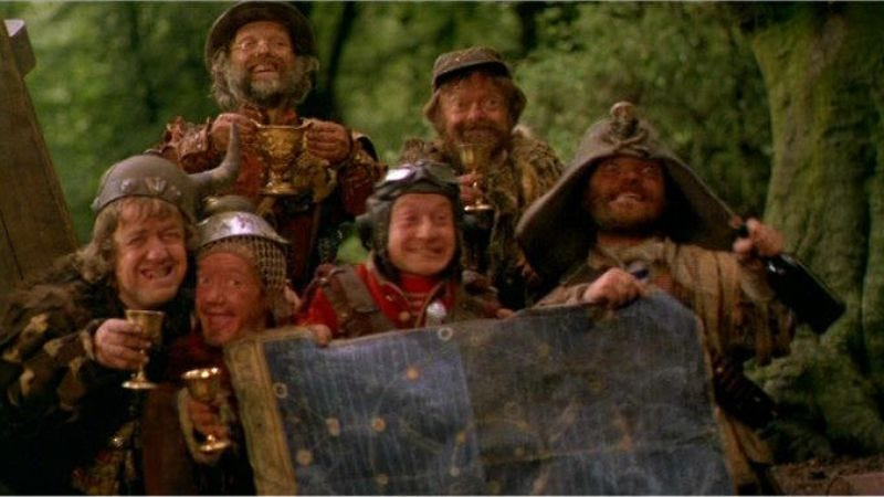 Illustration for article titled Time Bandits may be remade as a more kid-friendly action franchise
