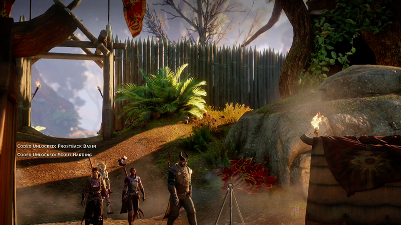 Illustration for article titled You Should Be Level 20 For Dragon Age's Surprise 1.5GB DLC