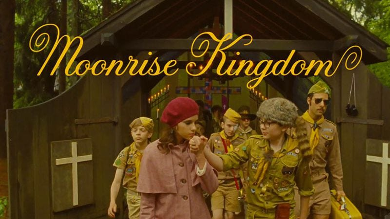 Illustration for article titled Moonrise Kingdom soundtrack as tasteful and impeccably curated as you'd expect