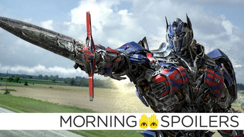 Illustration for article titled Optimus Prime Needs Redemption in Transformers: The Last Knight
