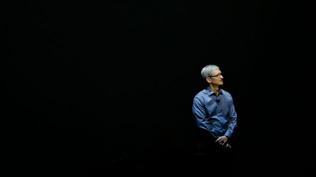 Oh No, Apple Probably Only Made $84 Billion Last Quarter