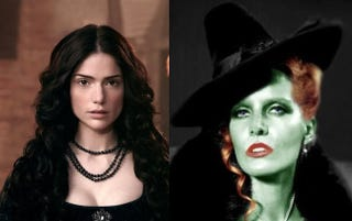 Illustration for article titled Watching Salem and Once Upon a Time back to back is jarring