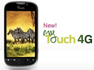 Illustration for article titled T-Mobile's myTouch 4G Sleight of Hand