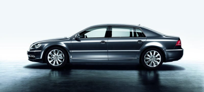 The Next Volkswagen Phaeton Will Start At 70 000 In America