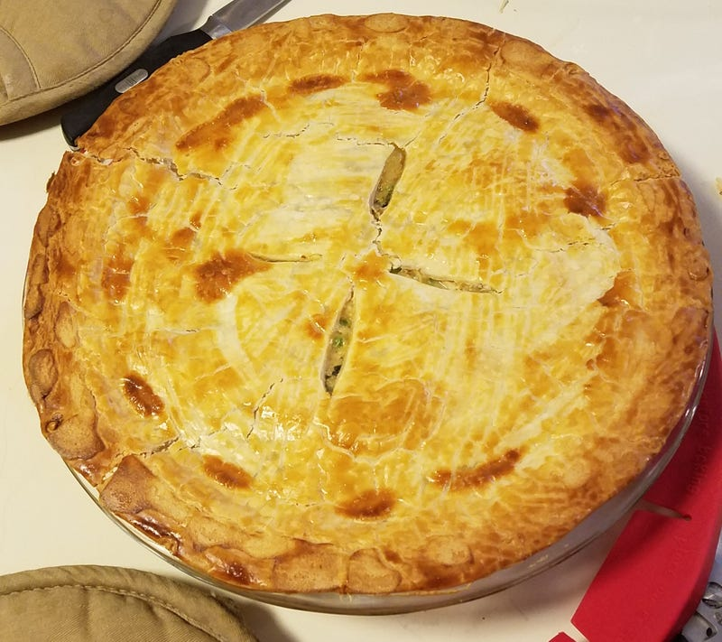 I MADE THIS PIE, Y'ALL