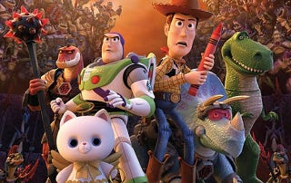 Illustration for article titled Disney y Pixar confirman Toy Story 4 para 2017