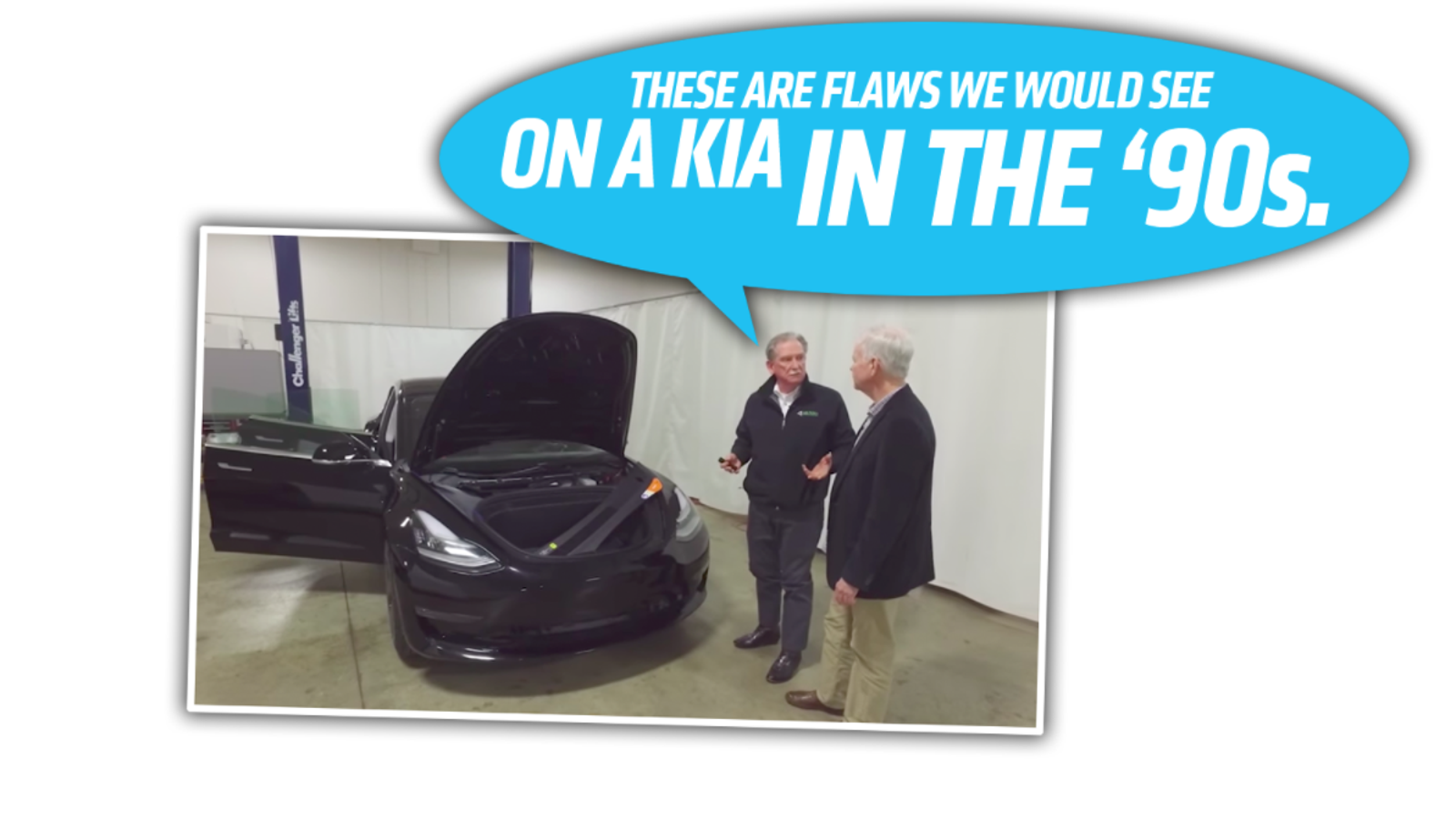Tesla Model 3 Teardown By Engineering Firm Reveals Quality Flaws Car Diagram Exterior Like A Kia In The 90s