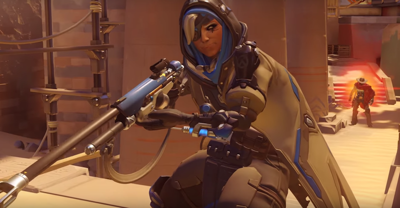 Illustration for article titled Blizzard Announces Overwatch's Next Hero: Ana