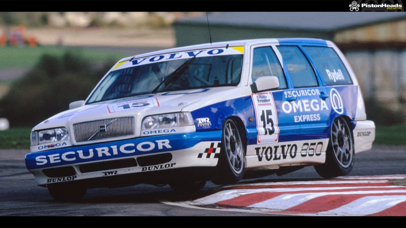 1996 Volvo 850r Wagon The Oppositelock Review