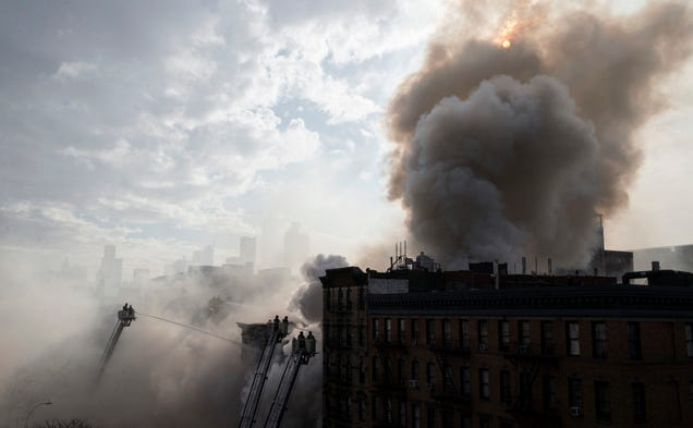 Five Arrested, Four Charged With Involuntary Manslaughter in East Village Building Explosion