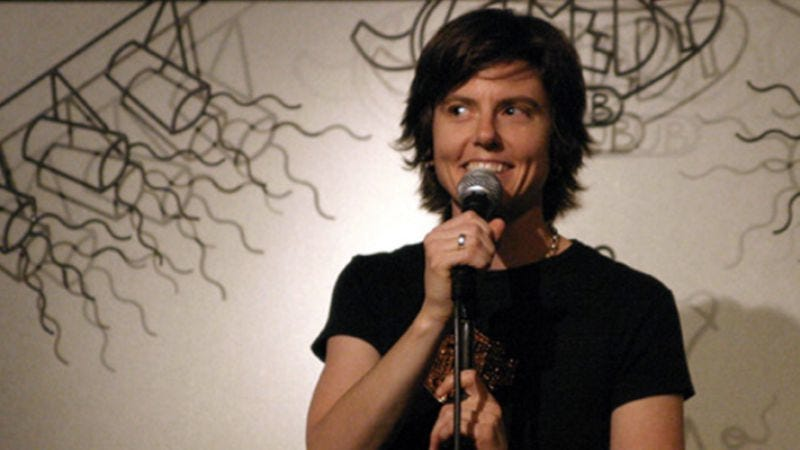 Illustration for article titled Tig Notaro: Live