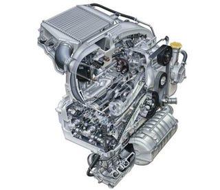 Q Significa Motor Boxer The New Subaru EE20 Bo...