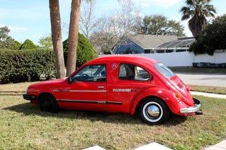 Illustration for article titled Subaru GL/Volkswagen Beetle