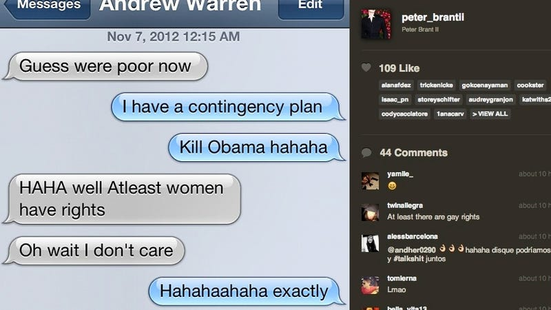 Illustration for article titled Excruciating Teen Billionaire Peter Brant II Says He Has a Plan to Kill Obama