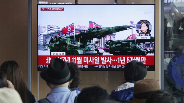 North Korea Launches  Several  Unidentified Projectiles Amid Stalled Nuclear Talks