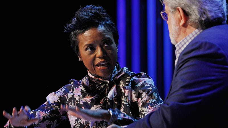 Illustration for article titled DreamWorks Animation Now Has a Woman Of Color as its Chairman