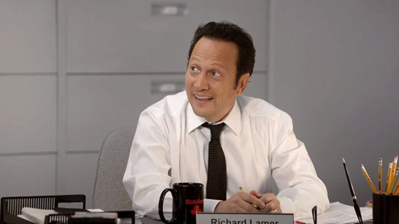 Illustration for article titled Rob Schneider dropped from State Farm ads for anti-vaccination beliefs