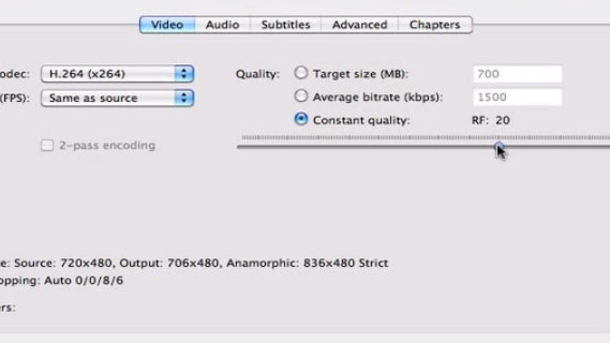 How to Rip DVDs with Handbrake on a Mac
