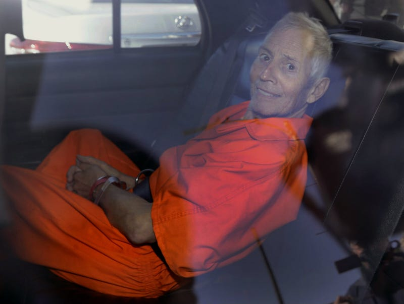 Illustration for article titled Durst Denied Bail, Also Eyed In 1971 Case of Missing Vermont Teen