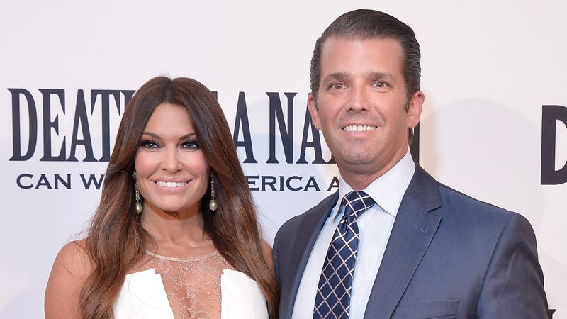 Illustration for article titled Don Jr. and Kimberly Guilfoyle Reportedly Have Pet Names for Each Other (Please Help Me)
