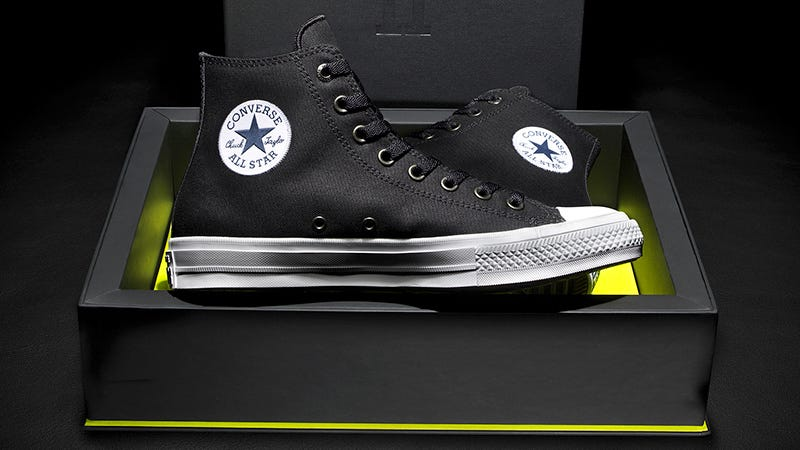 c4d34c8a9cf Converse Redesigned Its Iconic Chucks for the First Time in 98 Years