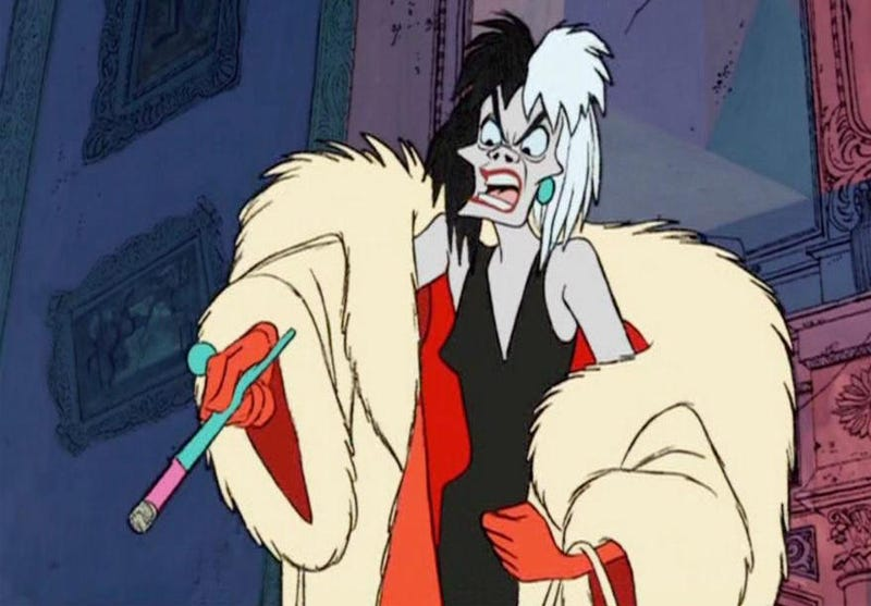 Image result for cruella deville