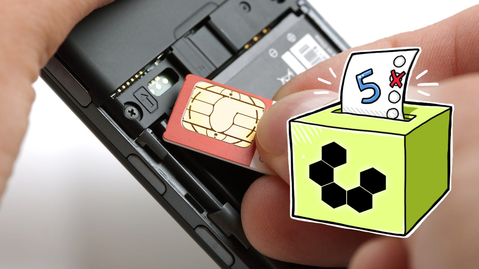 Five Best Pre Paid Cellphone Carriers