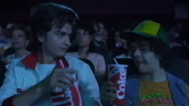 '80s nostalgia reaches logical conclusion with this Strangers Things/New Coke ad