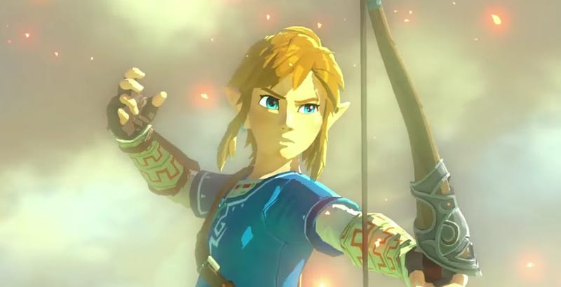 zelda producer explains why despite speculation the new link is a guy