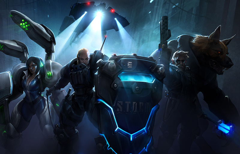 Illustration for article titled Heroes Of The Storm Streamer Reports Entire Team, Prompts Blizzard To Investigate