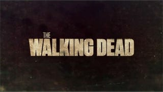 Illustration for article titled Walking Dead - 6.o1 - A show which is all about remembering its' history