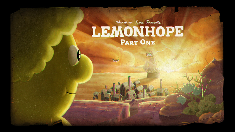 "Illustration for article titled Adventure Time Recap - ""Lemonhope Pt. 1 & 2"""
