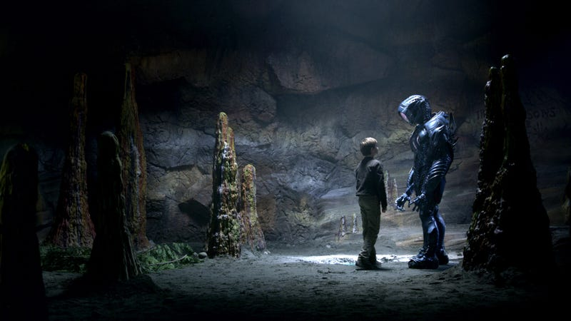 Lost In Space jettisons its camp, and some of its charm, in its