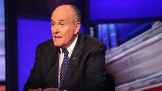 Former New York City Mayor Rudolph GiulianiRob Kim/Getty Images
