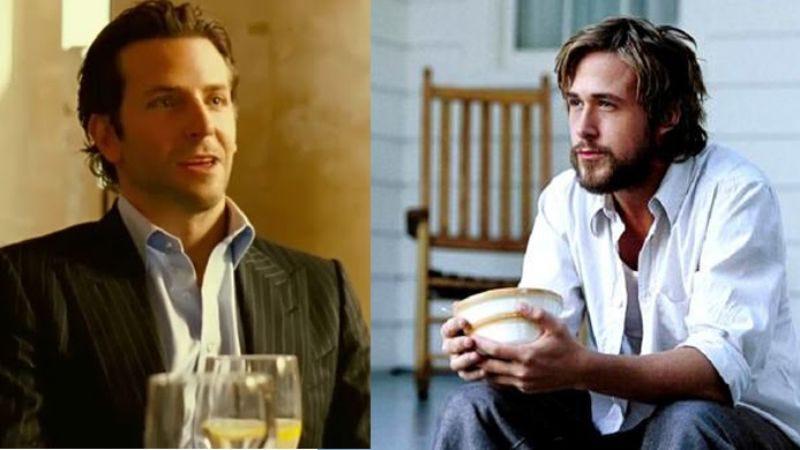 Illustration for article titled Bradley Cooper and Ryan Gosling, together at last