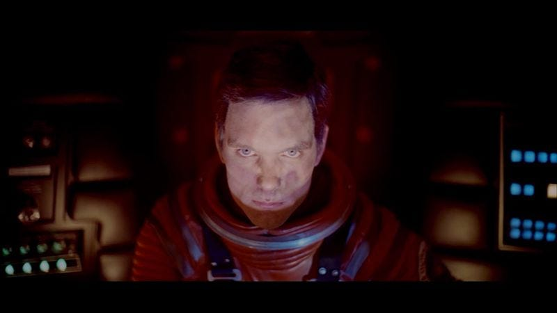 Steven Soderbergh posts his 110-minute recut of 2001: A Space Odyssey
