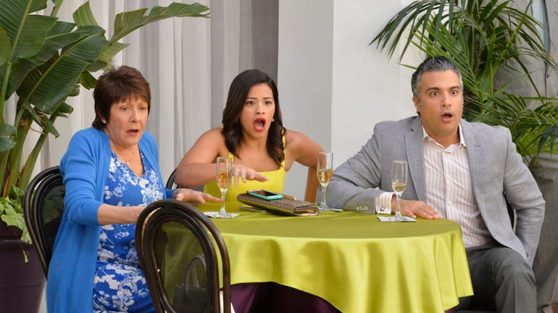 Illustration for article titled The CW is developing a Jane The Virgin spin-off