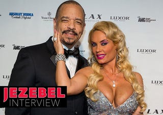 Illustration for article titled Ice-T & Coco Discuss Their New Baby, Talk Show, and Forever Love