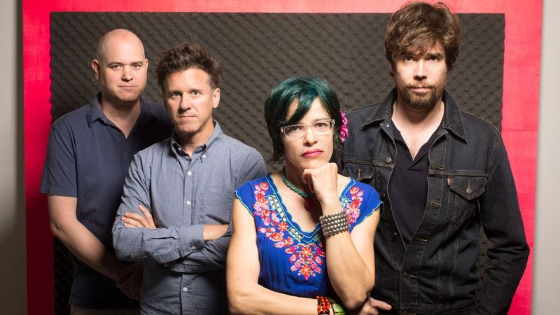 Illustration for article titled Superchunk: I Hate Music