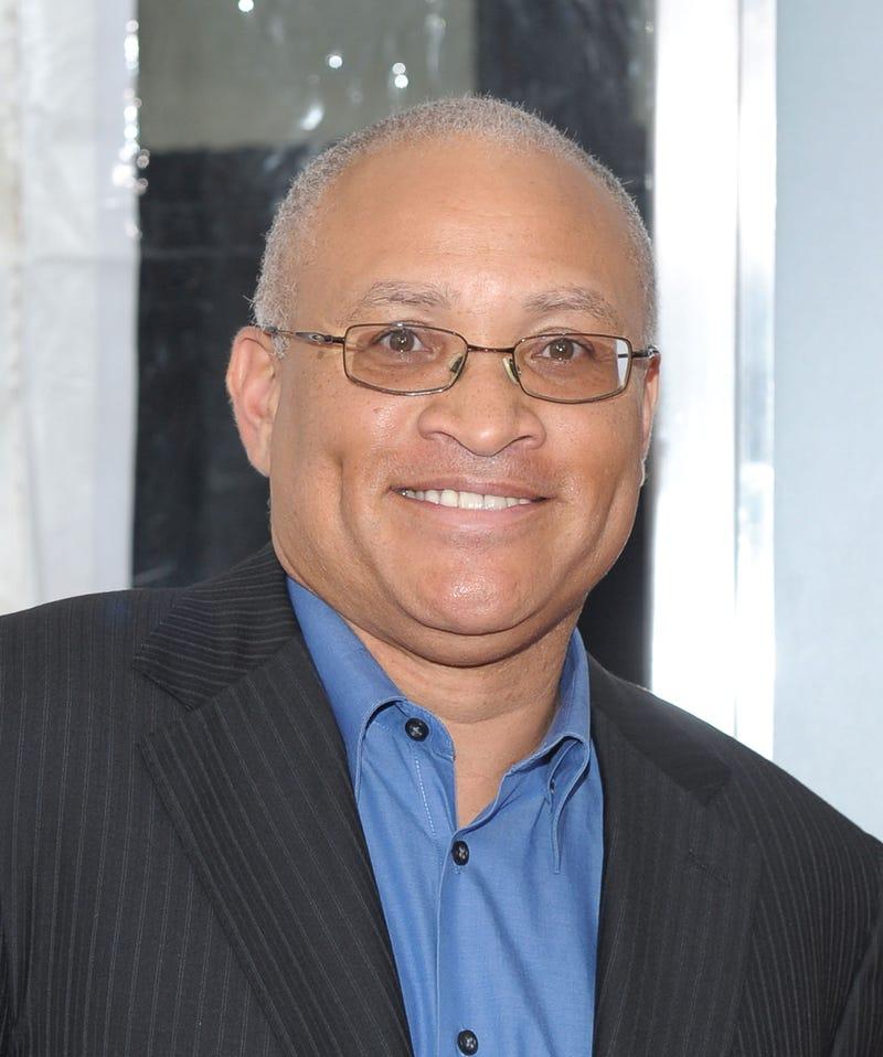 "The Daily Show's ""senior black correspondent,"" Larry Wilmore"