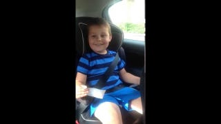 Watch This 5-Year-Old British Lad Learn He's 'Going to Be a New Big Bruvva!'