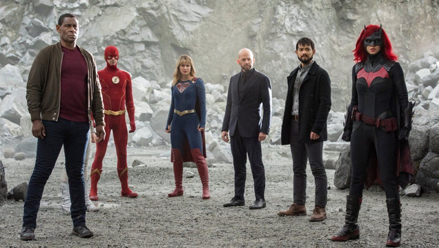The CW Is Out of New Shows, So it s Re-Running Crisis on Infinite Earths
