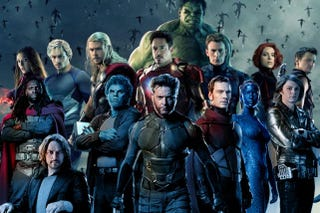 Illustration for article titled Now that Fox is being acquired by Disney, what implications are there for a combined MCU / Mutant-verse?