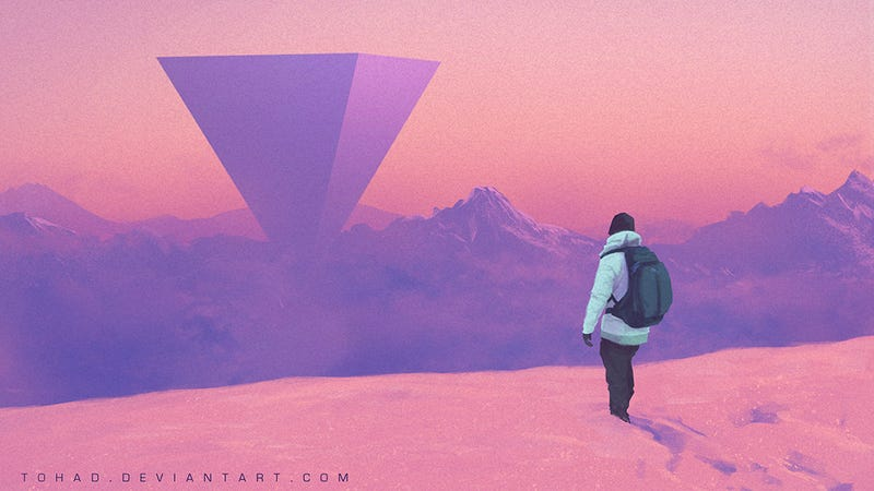 Illustration for article titled The Best Time to Visit the Inverted Pyramids