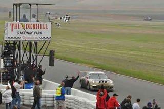 Illustration for article titled Mercer Motorsports/Porsche Win The 25 Hours Of Thunderhill