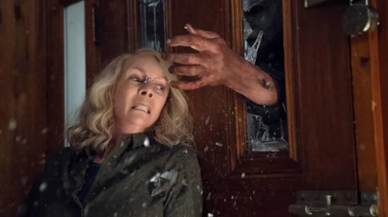 Illustration for article titled Jamie Lee Curtis returning for not one, but two more sequels to Blumhouse's Halloween
